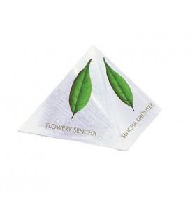 Tipis de thé vert Sencha