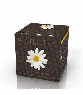 Infusion Camomille Bio ( 50 sachets tipis)
